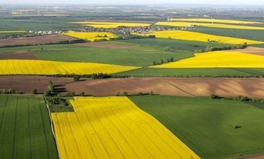 Строительство на землях сельскохозяйственного производства